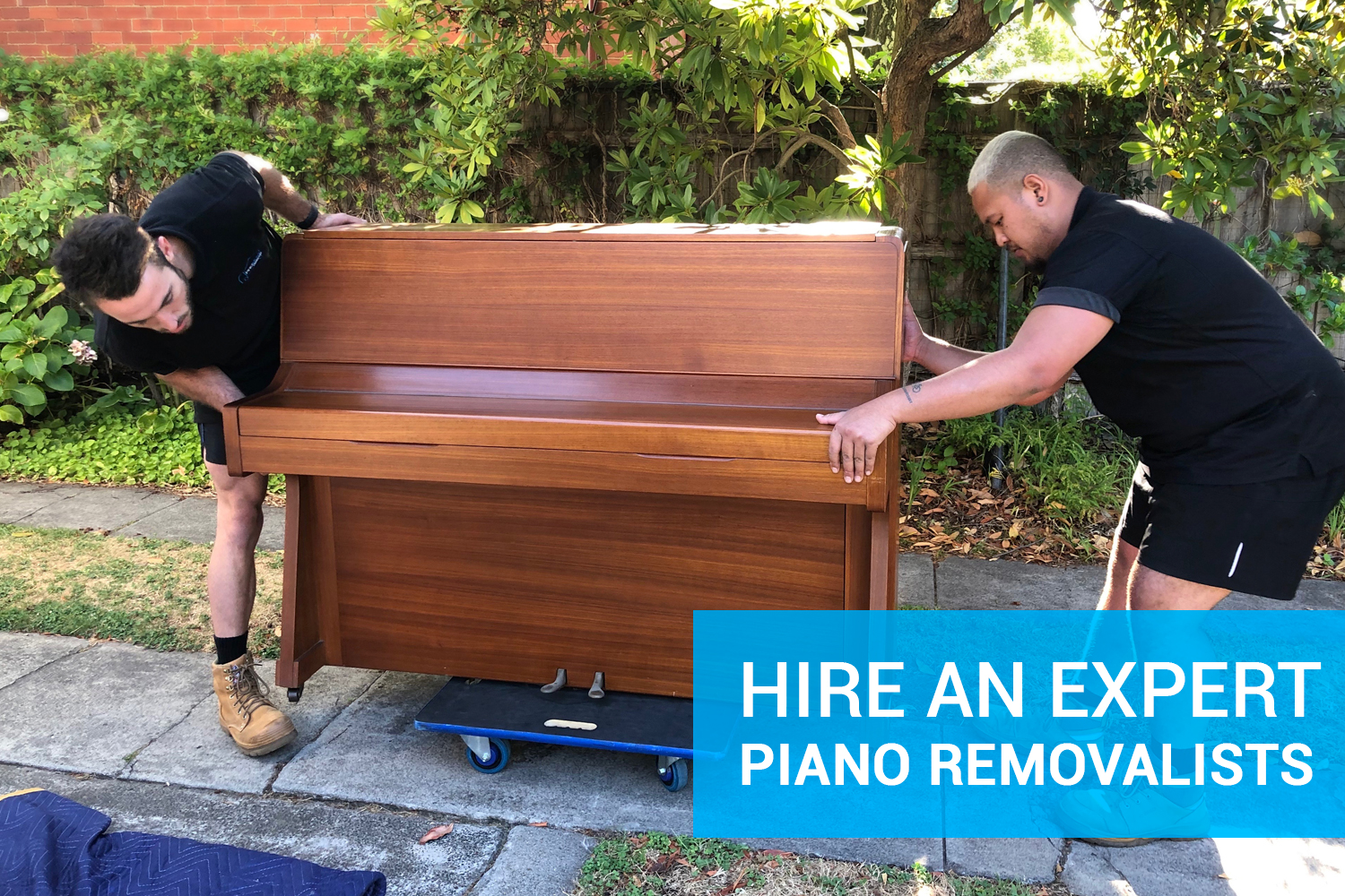 Hire an Expert Piano Removalists & Avoid Risks of Wrecking Your Back