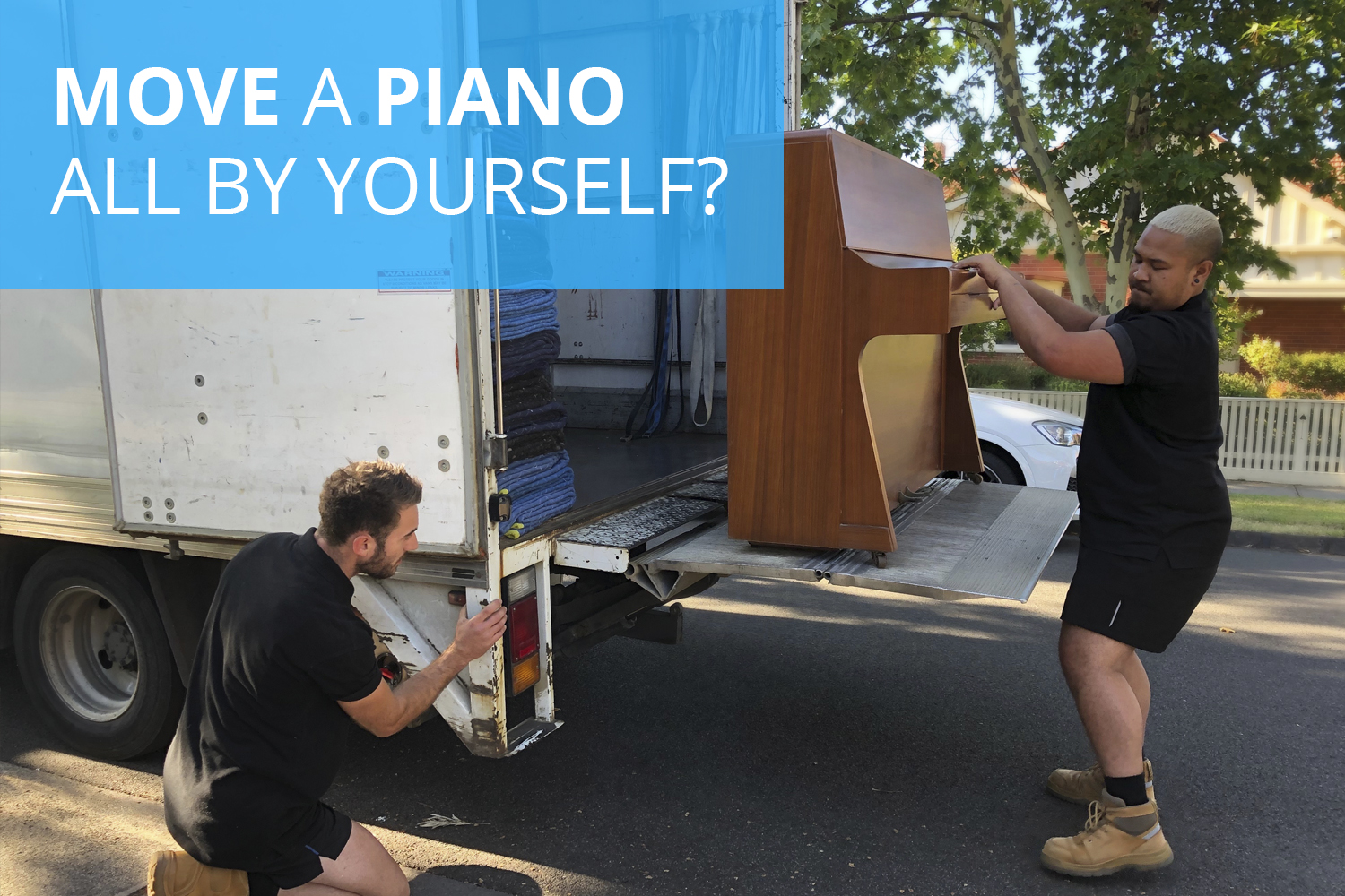Why Should You Not Risk Move a Piano All by Yourself?